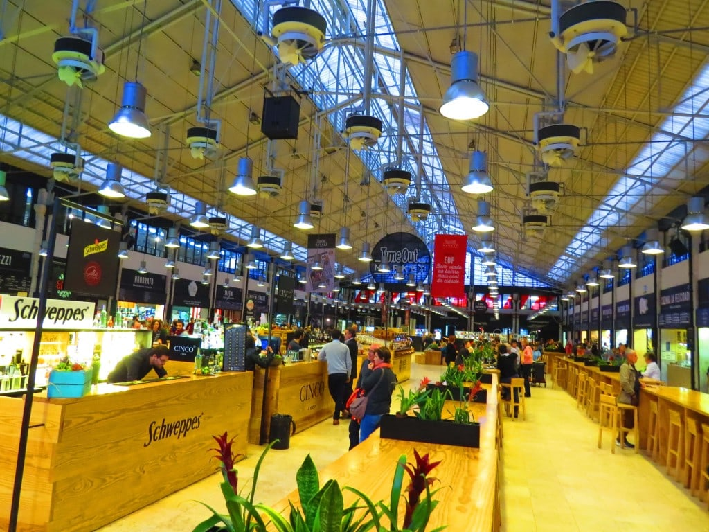 Time Out Food Market