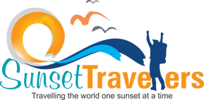 Sunset Travellers • Couple Travel Blog