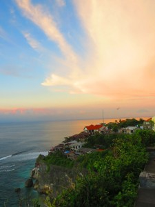 Cliffs of Uluwatu