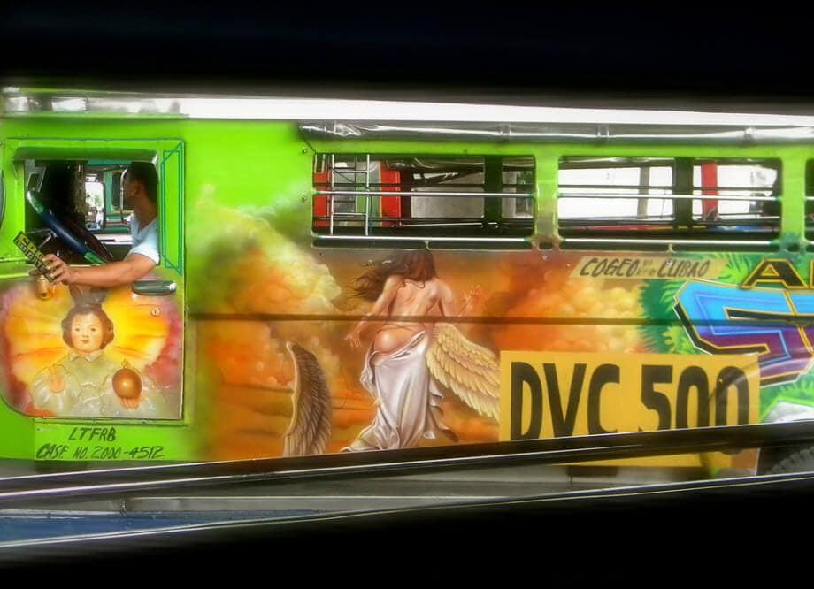 jeepney-art-458939_1280