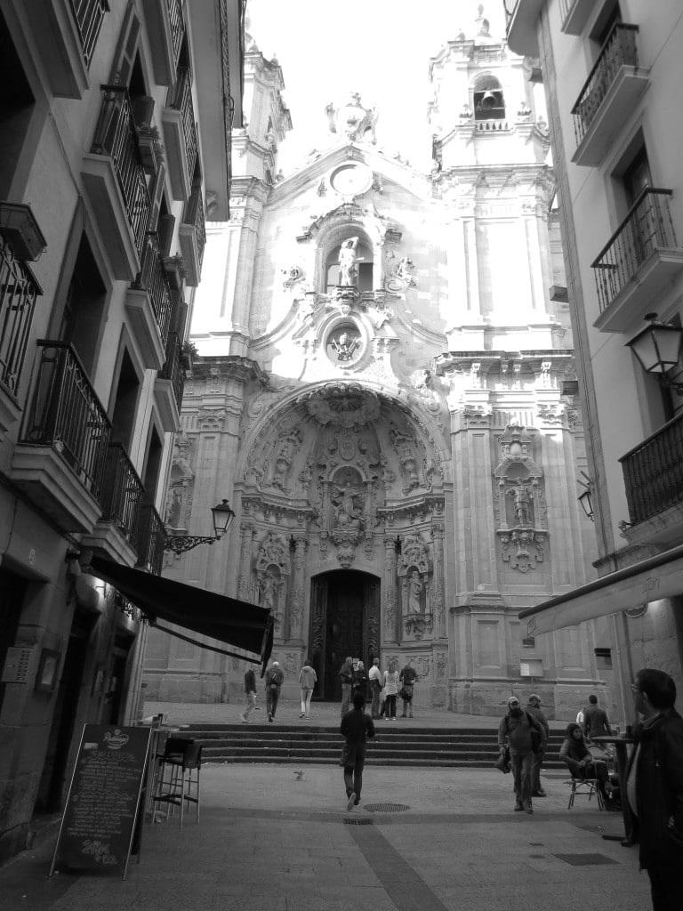 5th Reason to visit San Sebastion the dazzaling architecture San Sebastian