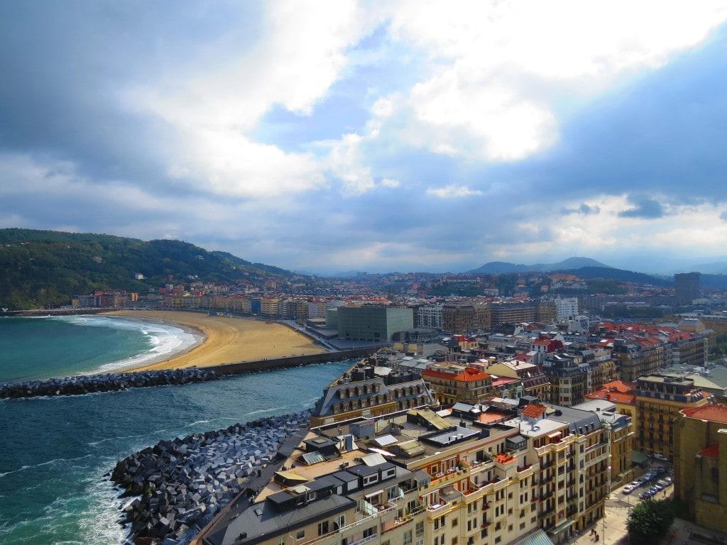 7th reason to visit San Sebastian the Surf