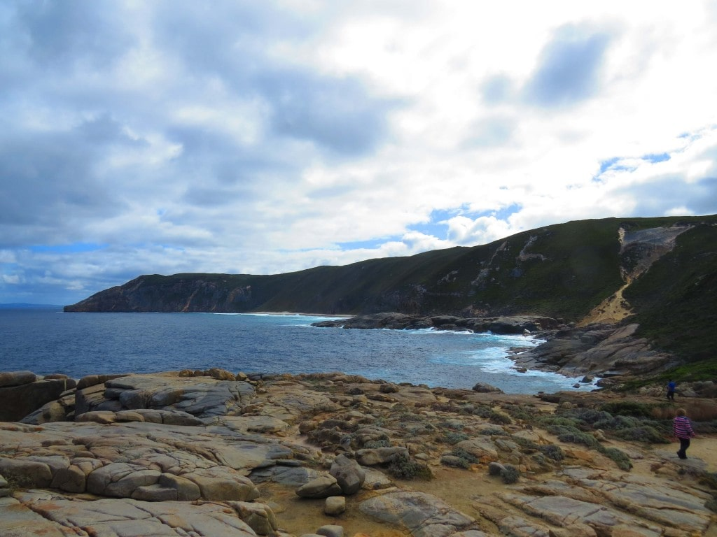 Albany Gap and Natural Bridge - things to see on Perth to Melbourne road trip.