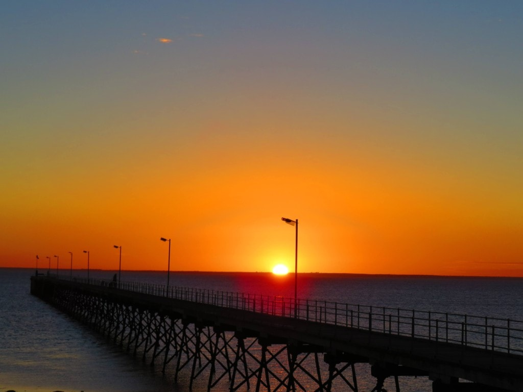 Ceduna things to do -Things to see on Perth to Melbourne road trip.