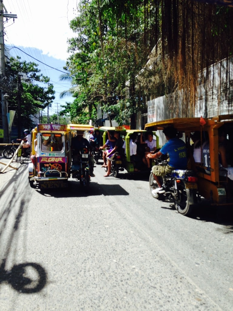 Getting to Boracay and around the island on a budget.
