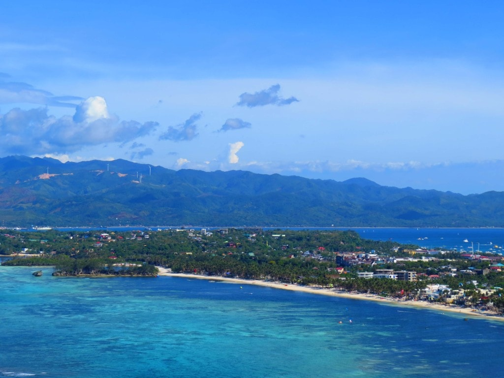 Mt. Luho top things to do in Boracay Philippines