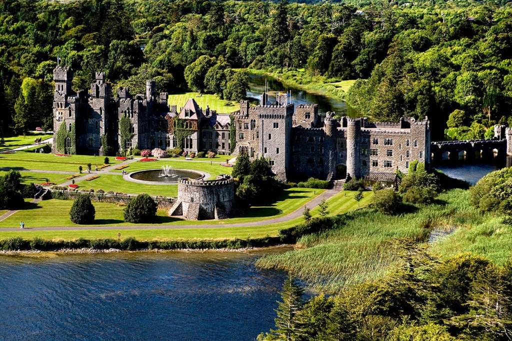 Ireland Castle Ashford Castle