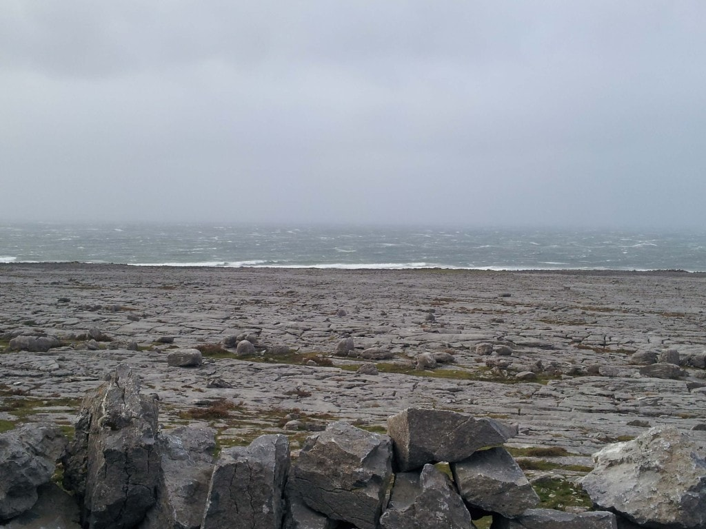 Burren exploring Ireland's coast
