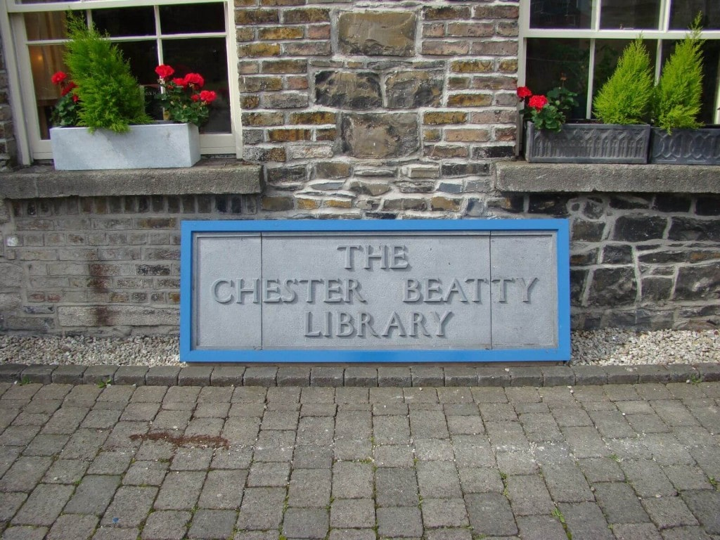 Chester Beety Library - Visit Ireland