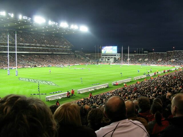 Rugby at Croke Park Ireland