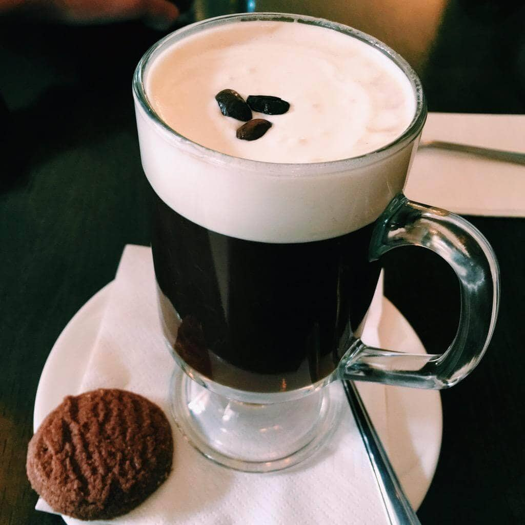 Tasting the real Irish Coffee in Ireland - Visit Ireland