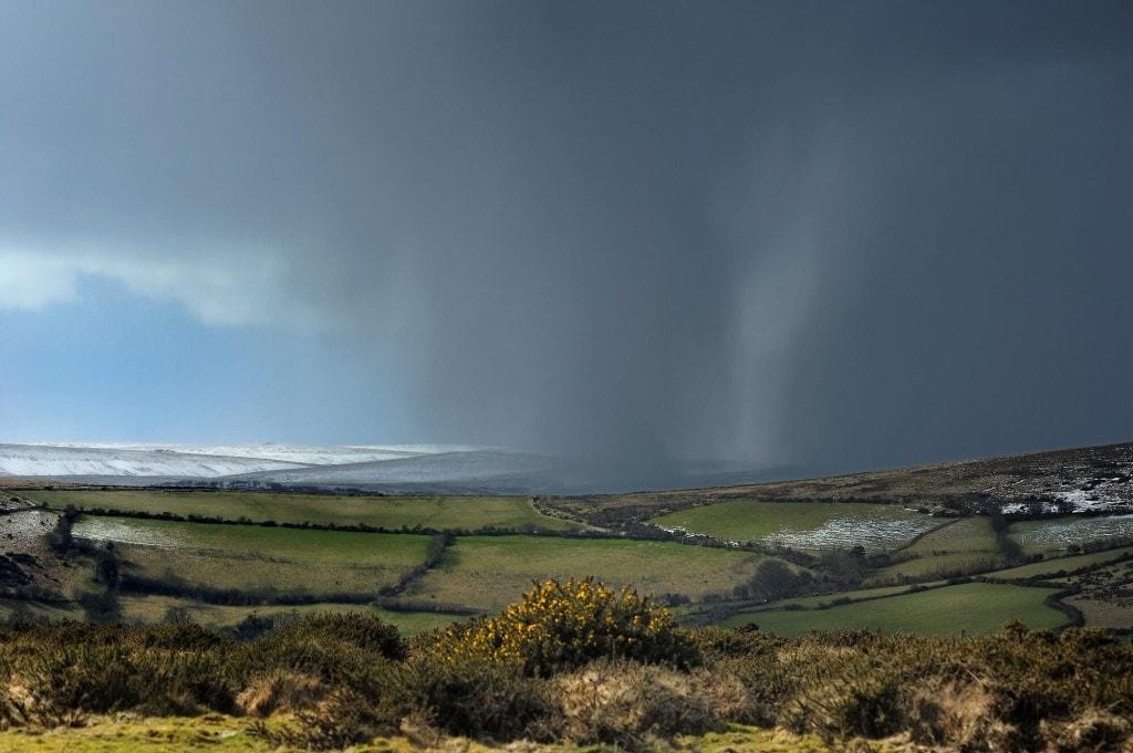 Experiencing Irish Weather it's on everyone bucket list