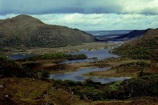 Ireland Killarney Breathtaking sightseeing