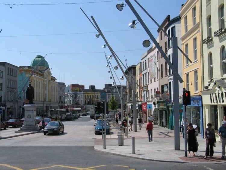 Cork Shopping Ireland - Visit Ireland