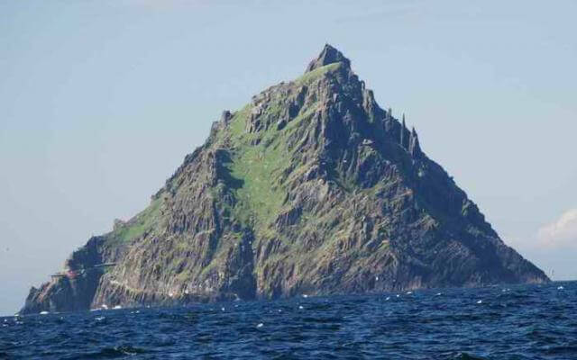 Star Wars Island Tour in Ireland