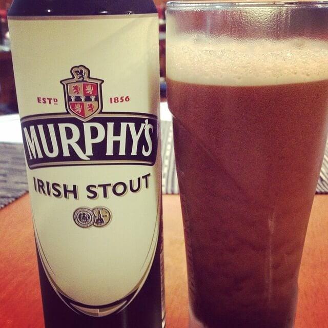 Must try when in Ireland Murphy's Beer