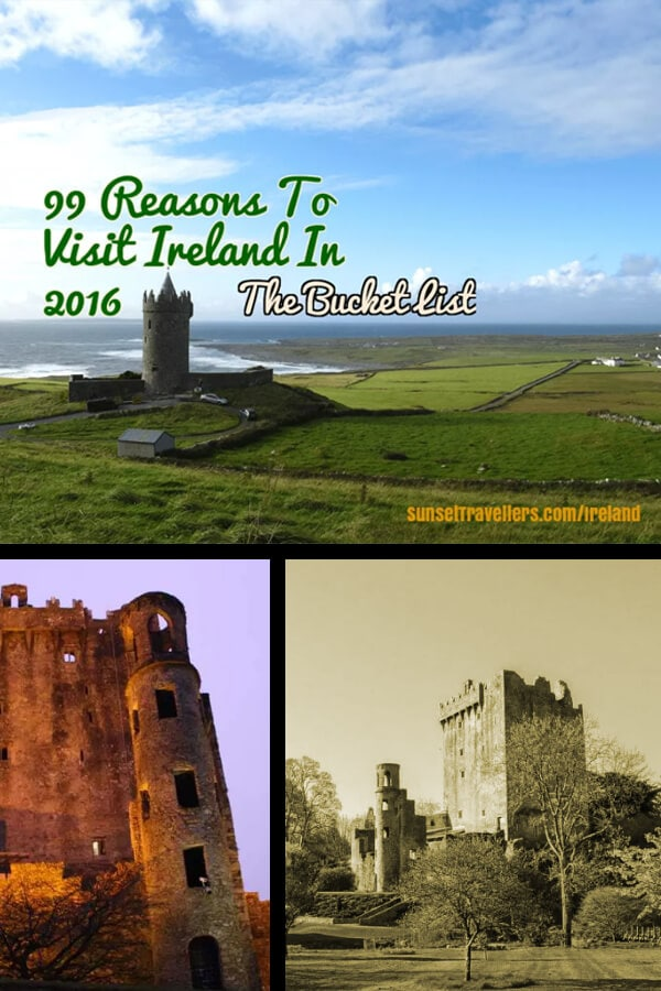 99 Reasons To Visit Ireland In 2016