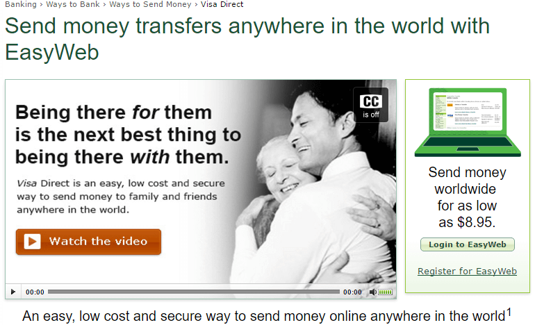 If you can't use CurrencyFair you can use TD direct