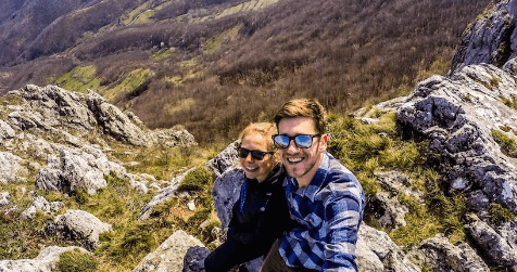 Couple travel bloggers - The World Pursuit Travel Different