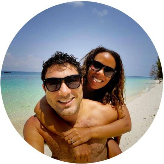 Couple travel bloggers - the travel Manuel