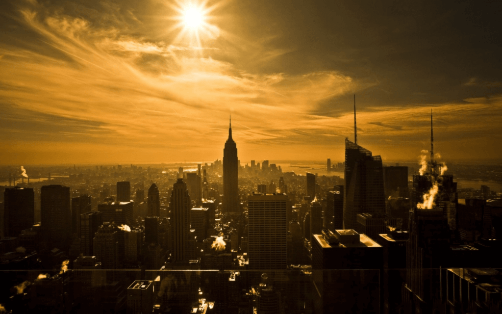 Empire State Building USA - Best Sunset Locations Around The World