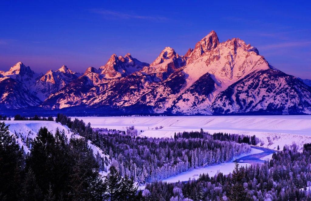 Places to ski this season 2016: Jackson Hall, Wyoming