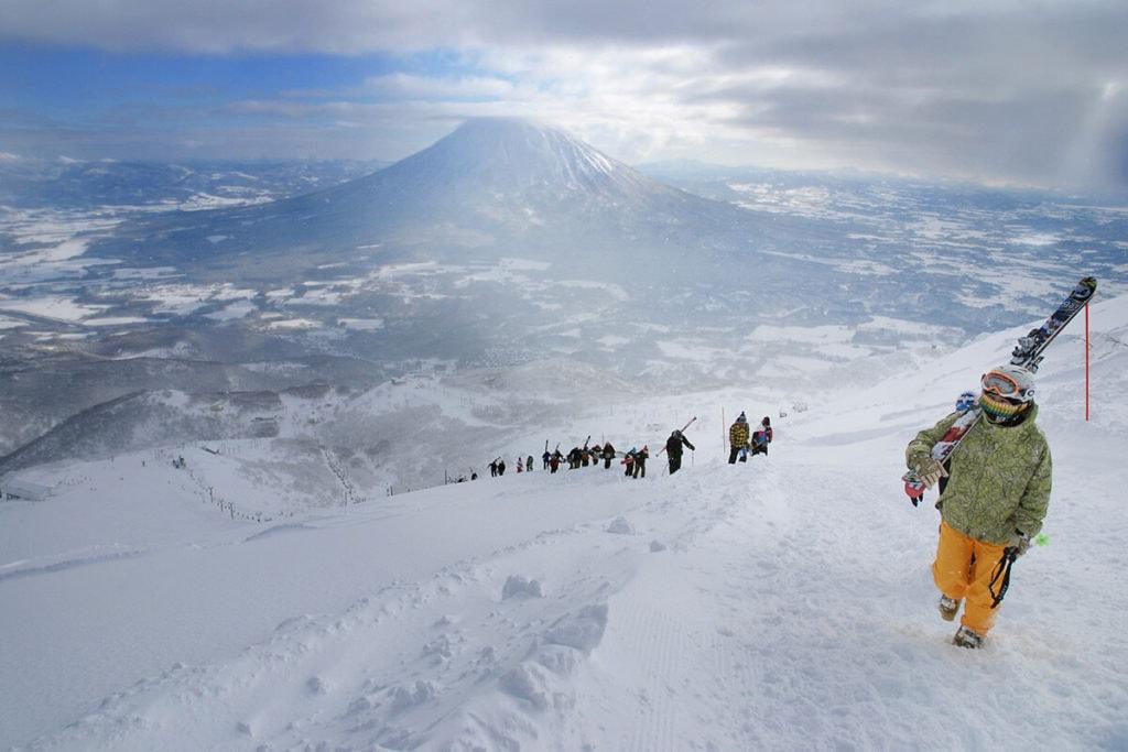 Places to ski this season 2016: Niseko, Japan