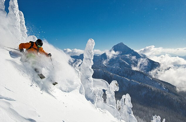 Places to ski this season 2016: Revelstoke Mountain Resort in British Columbia
