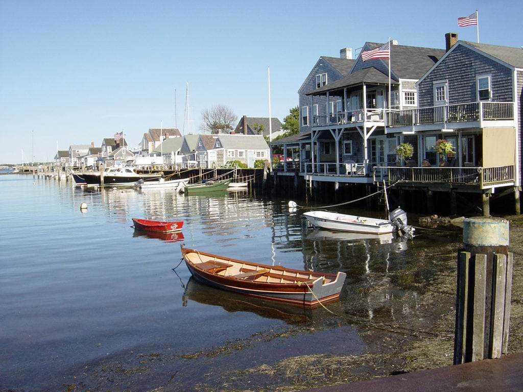 Nantucket best couple American Beaches