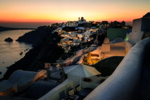 best places to watch the sunset around the world