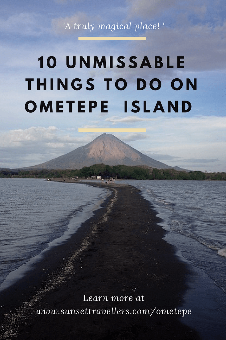 10 Unmissable Things To Do On OmeTepe Island