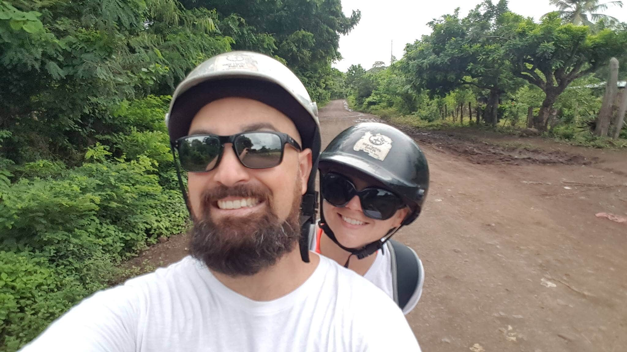 Bike rental in Ometepe Island top things to do.