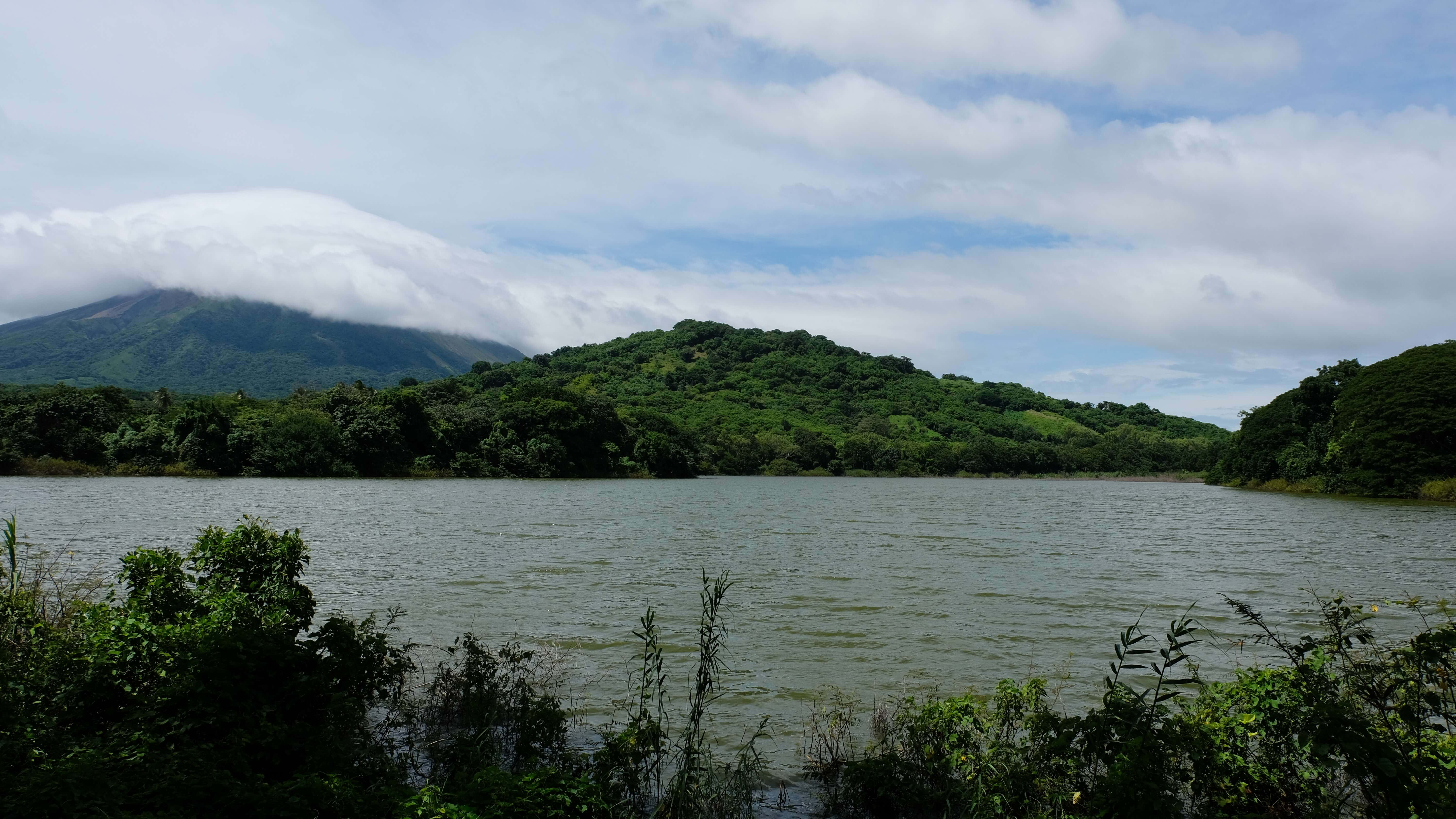 Explore Charco Verde one of the things to do in Ometepe Island