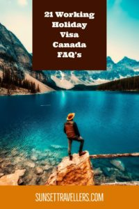Working Holiday Visa Canada IEC Canada visa. Most frequent Questions. FAQ