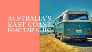 East Coast Australia Road Map.Ultimate East Coast Of Australia Road Trip Guide Itinery Tips 2019