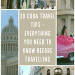 Cuba travel tips. Everything you need to know before visiting Cuba for the first time. Cuba visa rules, Cuba currencies, wifi in Cuba, how to get around Cuba, accommodation in Cuba, supermarkets in Cuba, what souvenirs to buy in Cuba, how to book a tour in Cuba, how much taxi costs in Cuba.