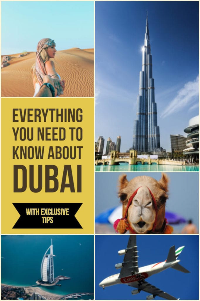 Everything you need to know about Dubai.
