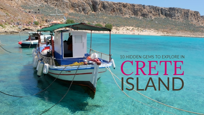 10 Breathtaking Places To Visit In Crete This Year