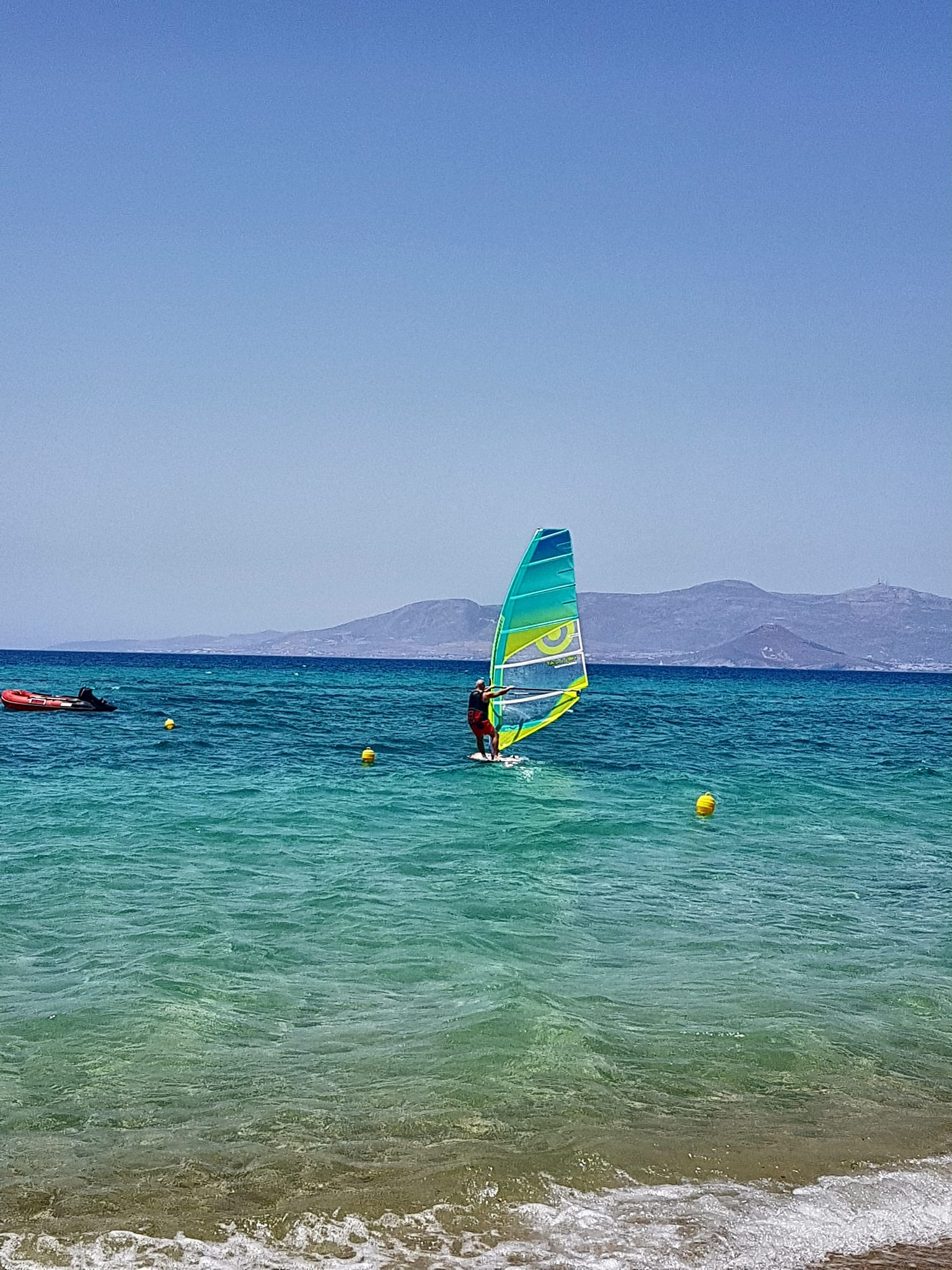 Things To Do In Naxos - 10 Amazing Places You Need To Explore - Surfing in Plaka beach