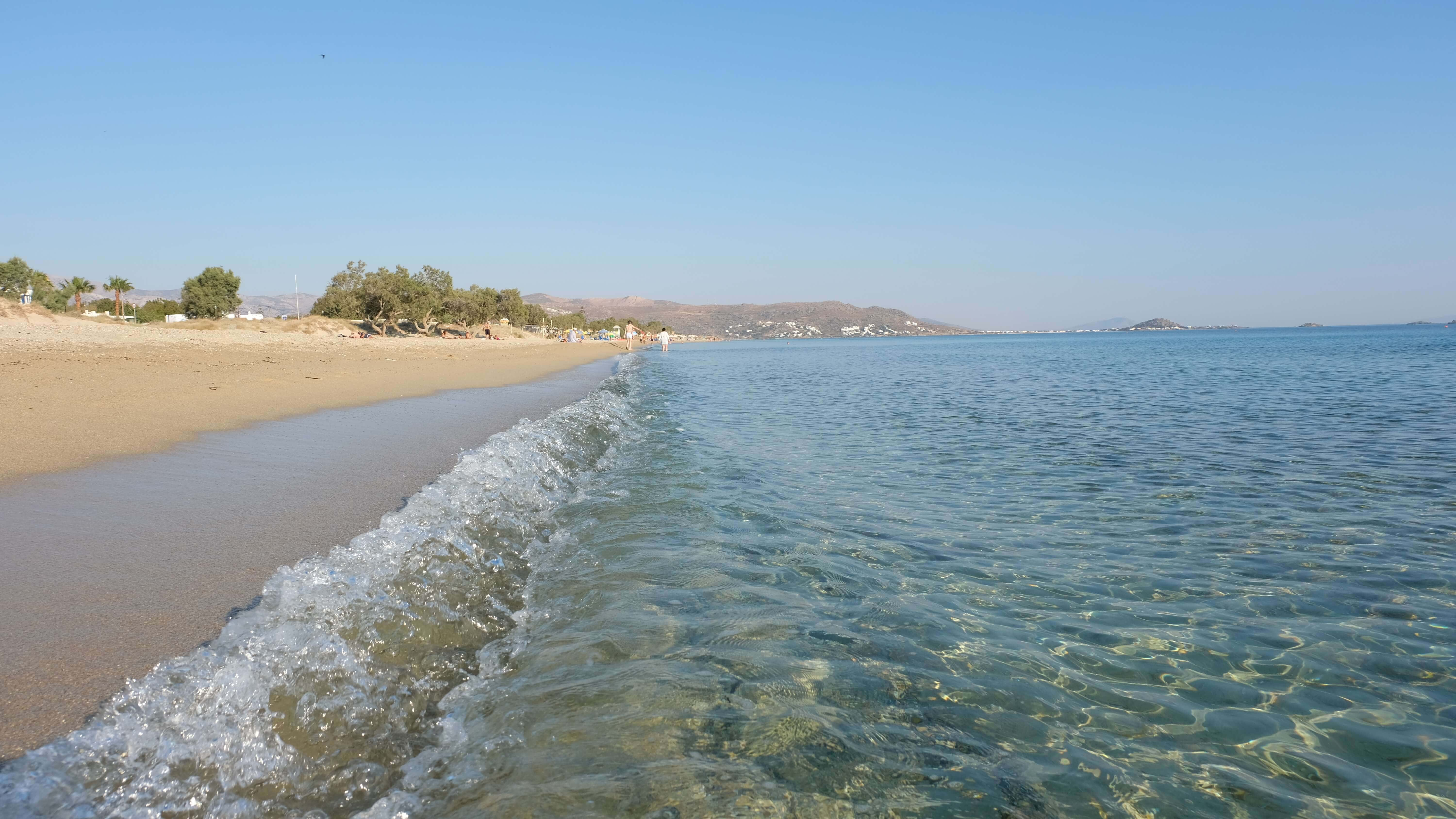 Things To Do In Naxos - 10 Amazing Places You Need To Explore - Plaka beach Naxos