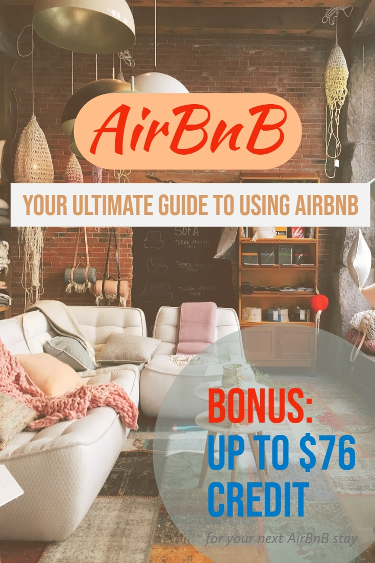Airbnb coupon code and essential tips for booking your first stay.