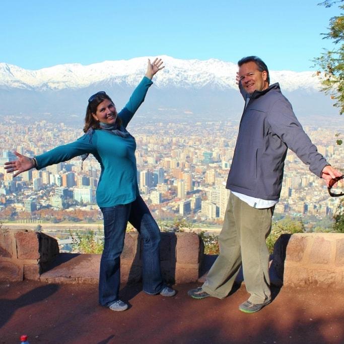 Sarah and Kris JetSetting Fools JetSettingFools - top travel blogs