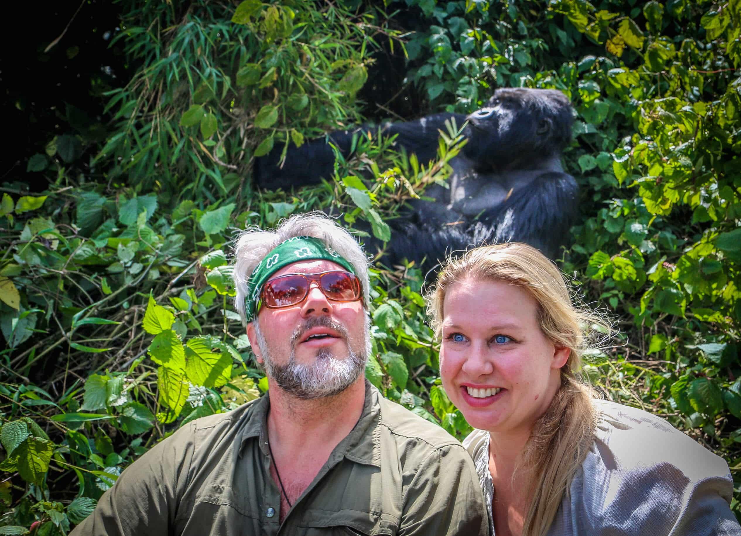 Bret Love & Mary Gabbett Travel bloggers