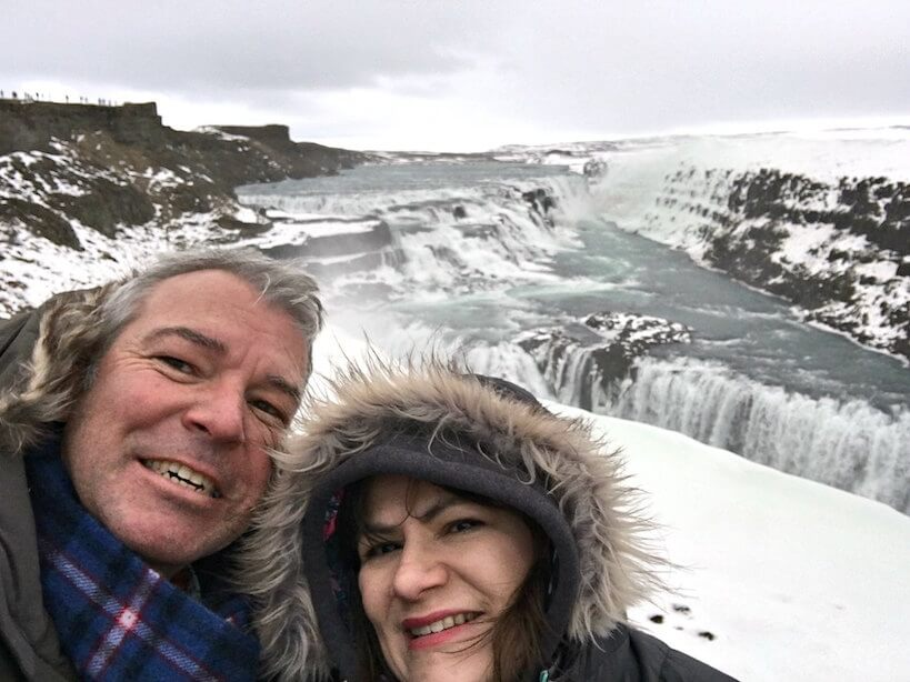 Mellissa and Marcus Williams top travel blogs