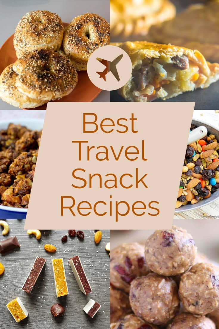 7 Mouthwatering Travel Snacks For Your Next Trip – From Healthy To Filling