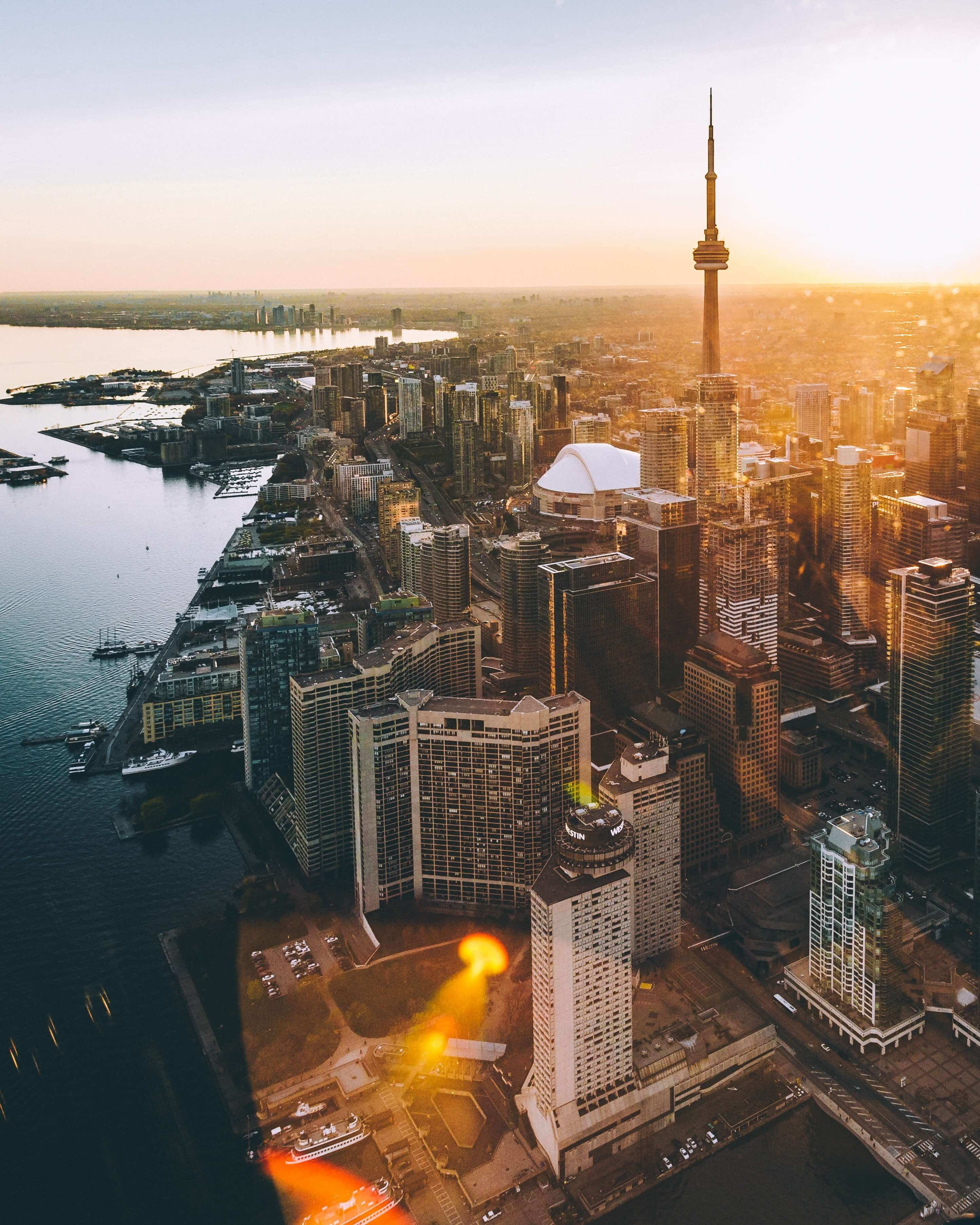 How to get SIN number in Canada on working holiday visa in Canada.