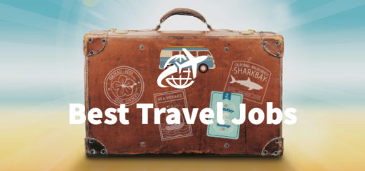 Best Travel Jobs - 10 Easy Ways To Make Money Travelling