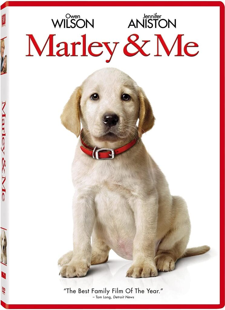 marley and me one of the best
