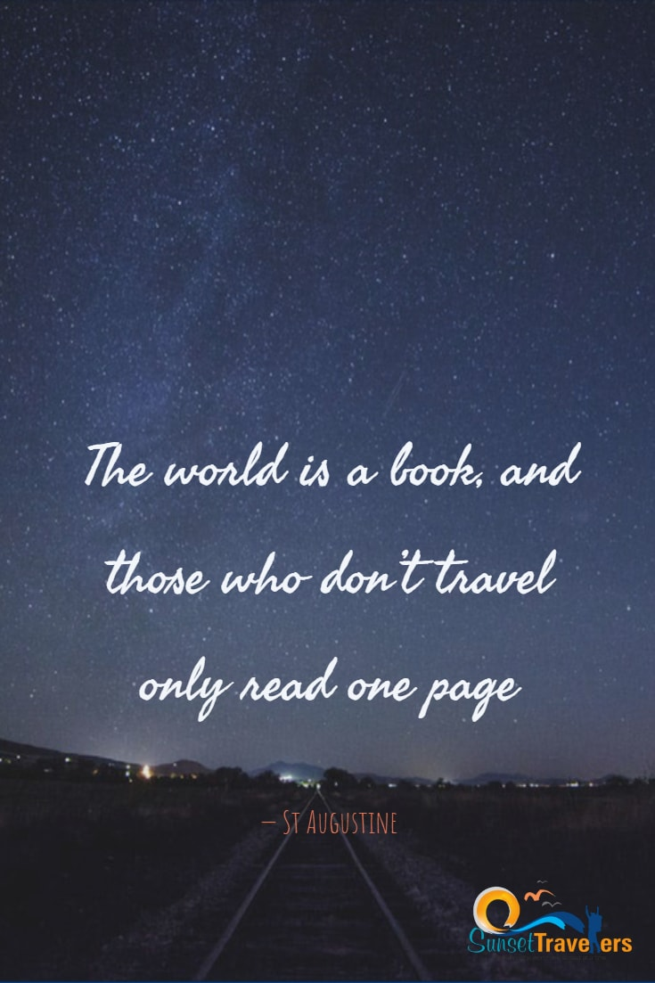 Inspirational Travel Quotes: 100+ That Will 100% Ignite Your