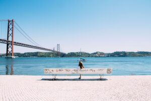 Best time to visit Lisbon, Portugal.